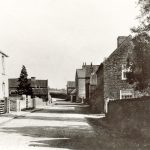 A scene of Nethergate, Westwoodside about 1910