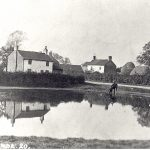 Park Pond Westwoodside Village Pond about 1900